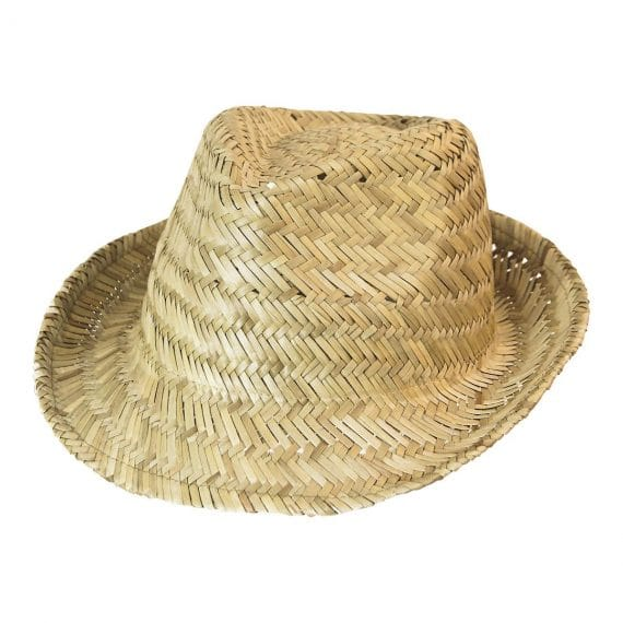 Straw promotional hats