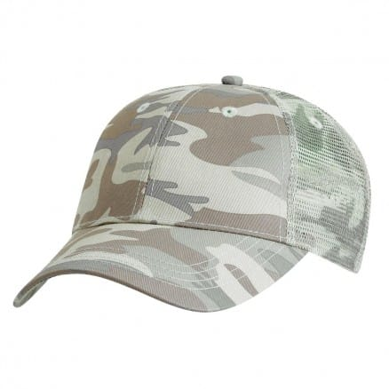 Camouflage Truckers cap a great promotional cap.