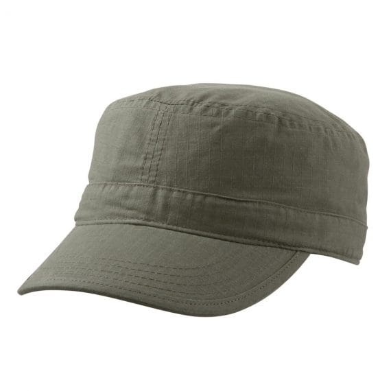 Ripstop Military Promotional Cap
