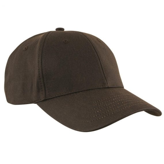 Oilskin Look Promotional Cap