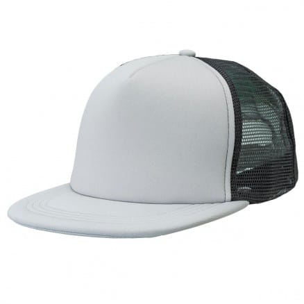 Flat Peak Trucker Promotional Cap