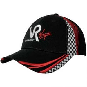 racing caps
