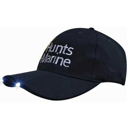 Led Lights Peak Promotional Cap