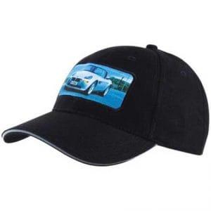 Reflective Sandwich & Strap Promotional Cap