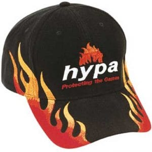 Double Flame Promotional Cap
